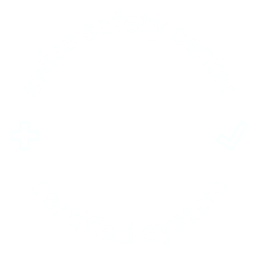 ISO 9001 stamp
